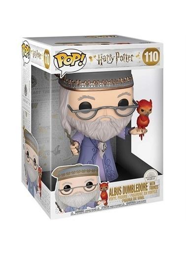 Funko Pop Funko Pop Harry Potter Dumbledore With Fawkes 10¨ Renkli